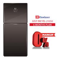 Dawlance Mirror GD Inverter Series Refrigerator 12 cu ft (9175-WB)